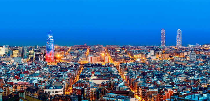 Barcelona landscape cabissimo.com